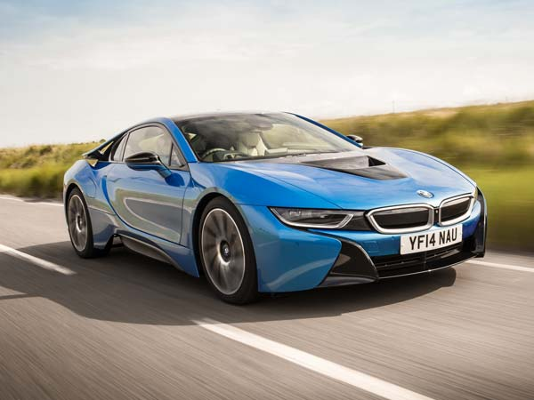 bmw i8 amazon shipping cost