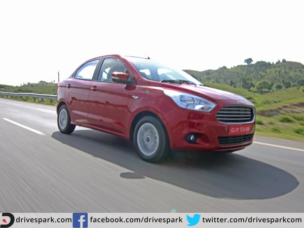 First Drive: Ford Figo Aspire—A Car For Your Aspirations