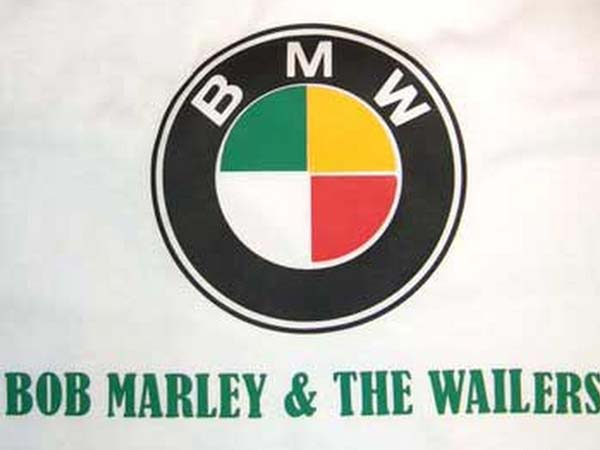 10. Any guesses as to how Bob Marley and BMW are connected?