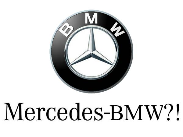 8. BMW was almost taken over by Mercedes?