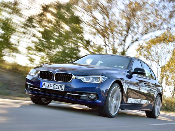 facelifted bmw 3 series features