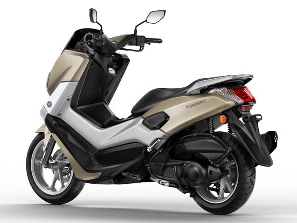yamaha n max scooter to be unveiled india