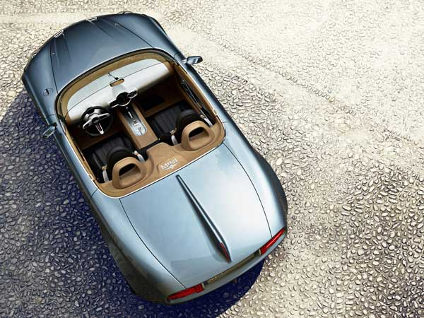 Mini Superleggera Vision Concept To Be Finally Made!