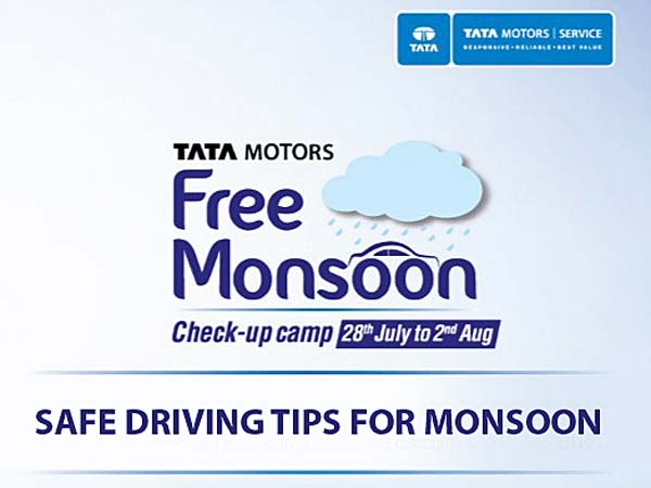 tata monsoon check up