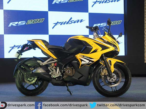 pulsar rs200 new colours