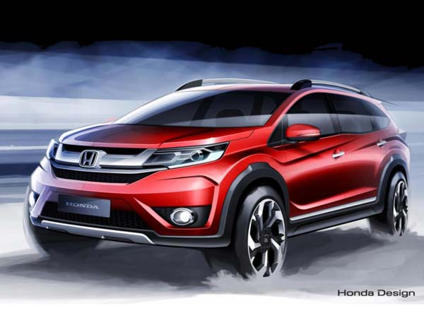honda india taking compact suv market seriously exploring options drivespark news. Black Bedroom Furniture Sets. Home Design Ideas