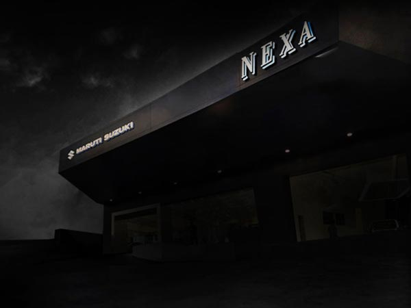 maruti suzuki nexa dealership
