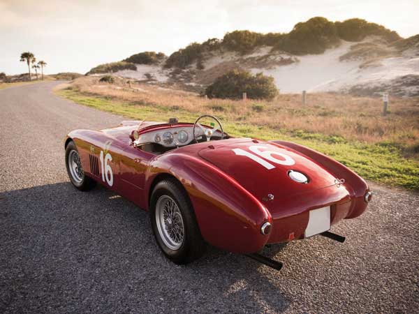 rare ferrari barchetta to be auctioned