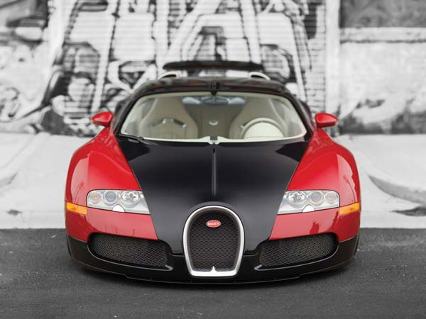 first production spec veyron auction