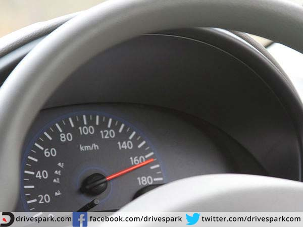 11. Overspeeding on highways, slowing down only when police are there: