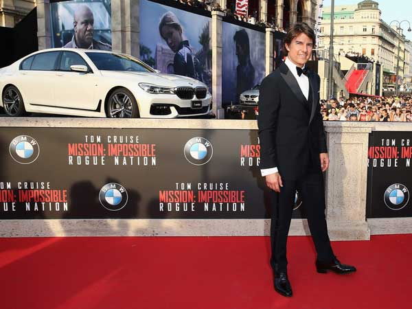bmw mission impossible rogue nation
