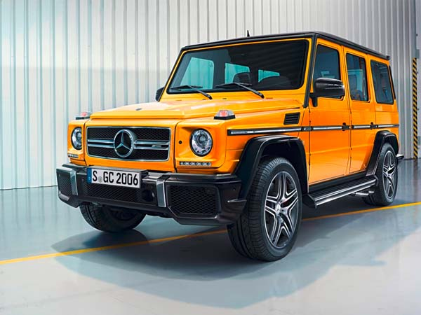 mercedes g 63 amg color
