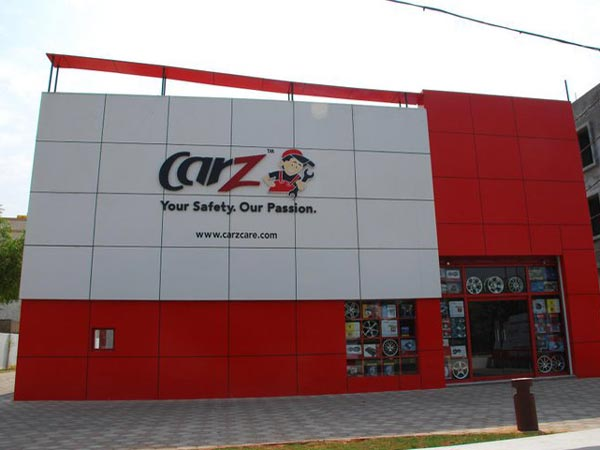 carz xpress franchisee program