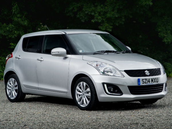 2. Maruti Swift: