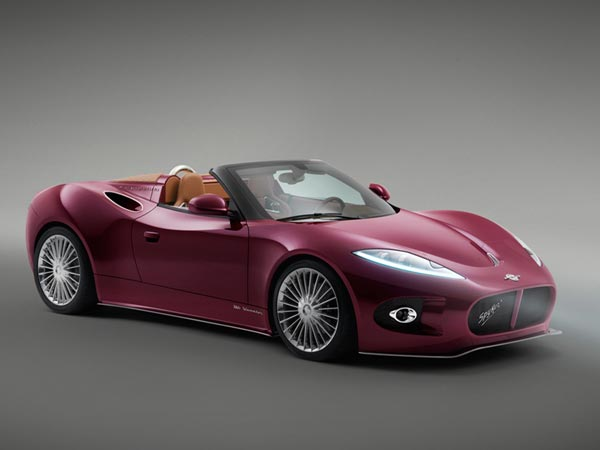 spyker to merge with volta volar
