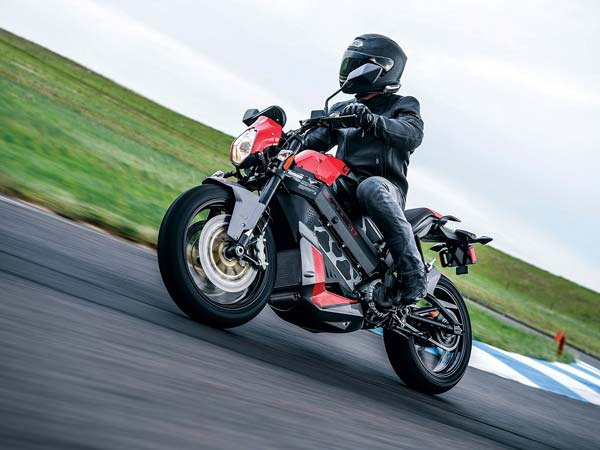 victory empulse tt electric motorcycle performance