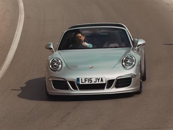 porsche targa limited edition