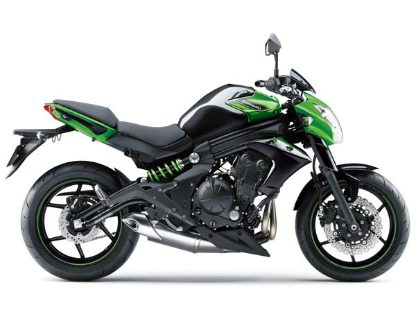 kawasaki ninja 650 er 6n receives cosmetic update for 2016 drivespark news. Black Bedroom Furniture Sets. Home Design Ideas