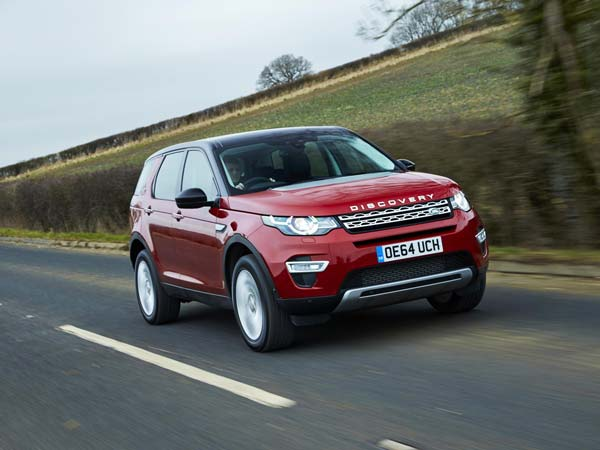 land rover discovery sport india