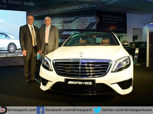 Mercedes amg s63 sedan launched price specs features for Mercedes benz amg s63 price