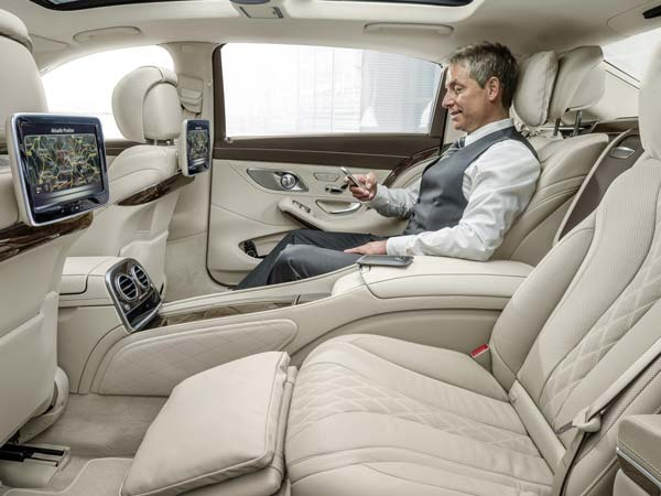 mercedes imports maybach s600 to india, could be launched next
