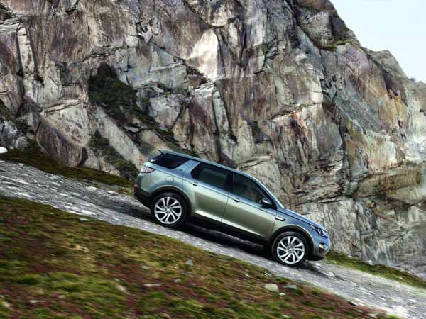 discovery sport india