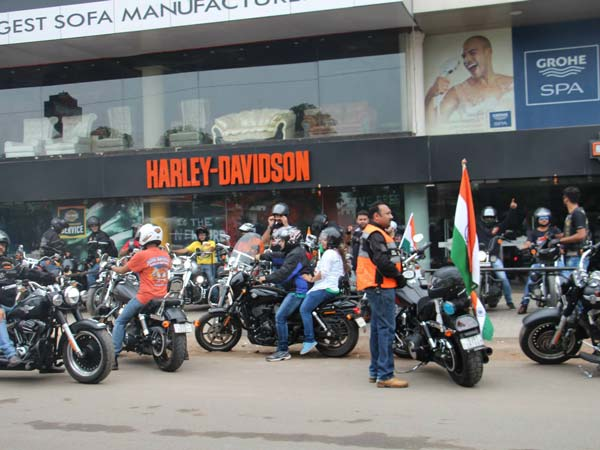 harley independence day