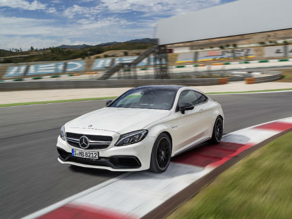 mercedes amg c63 coupe