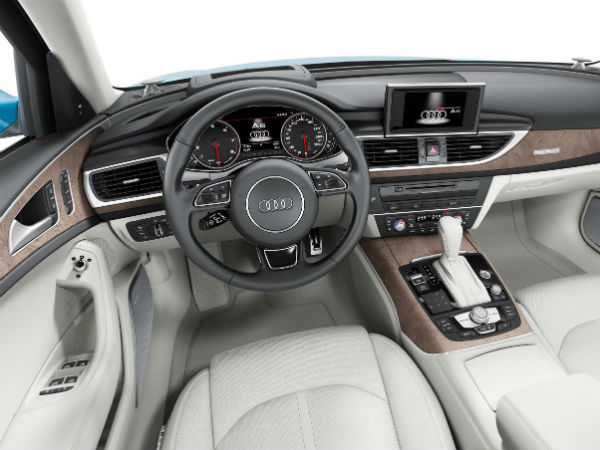 Audi A6 Matrix Launched In India At A Price Of INR 4950000