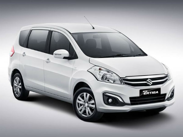 New Maruti Suzuki Ertiga Coming To India Soon!