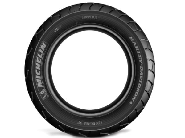 Michelin Tyres For Harley Davidson Street