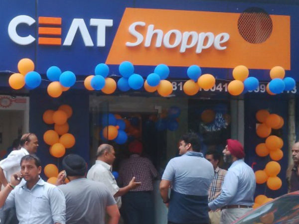 Vehicle Alignment Near Me >> Ceat Inaugurates New Shoppe Store In Delhi; Part Of Growth ...