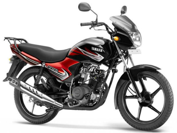 yamaha india removes five motorcycles from official