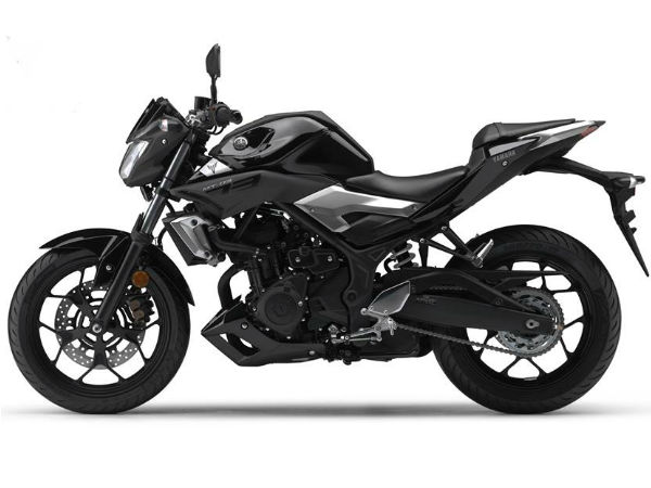 yamaha mt 03 india