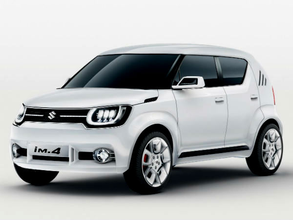 suzuki im 4 compact suv could be called ignis drivespark news. Black Bedroom Furniture Sets. Home Design Ideas