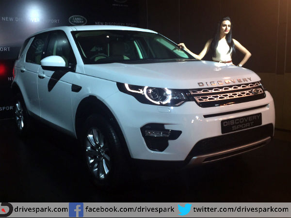 land rover discovery sport india launch