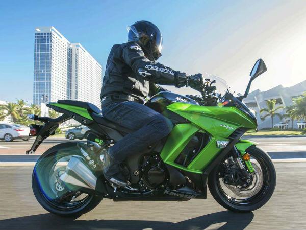 Kawasaki Ninja 1000 2016 Model Gets Abs Slipper Clutch As Standard