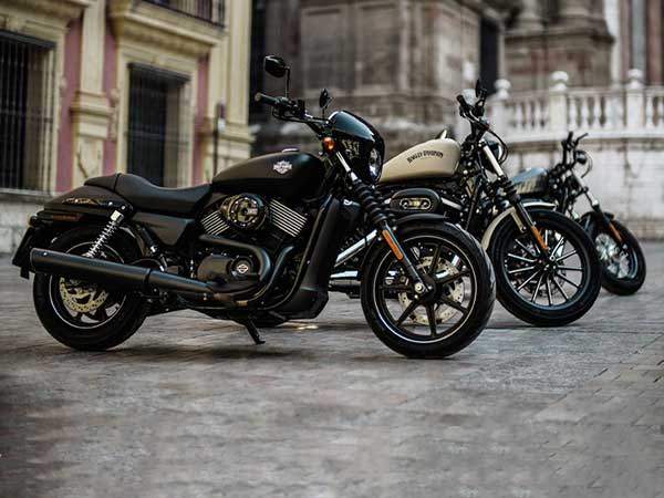 harley davidson competition