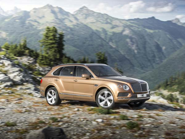 Bentley Bentayga Luxury Personified!