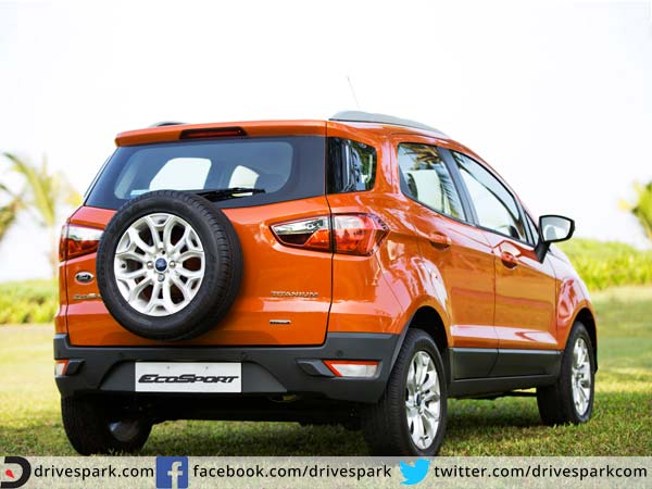 Mahindra TUV300 Vs Ford EcoSport Comparo: Is The Battle Tank Worth It?
