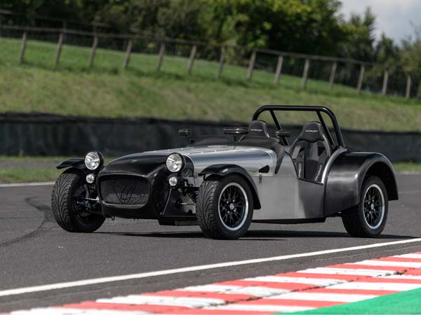 limited edition caterham