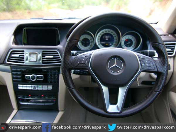 mercedes benz e400 review