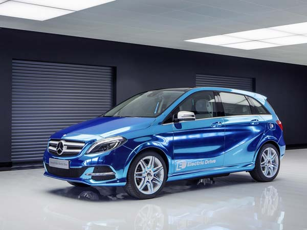 Mercedes benz planning on launching new suv or saloon ev for Mercedes benz new electric car