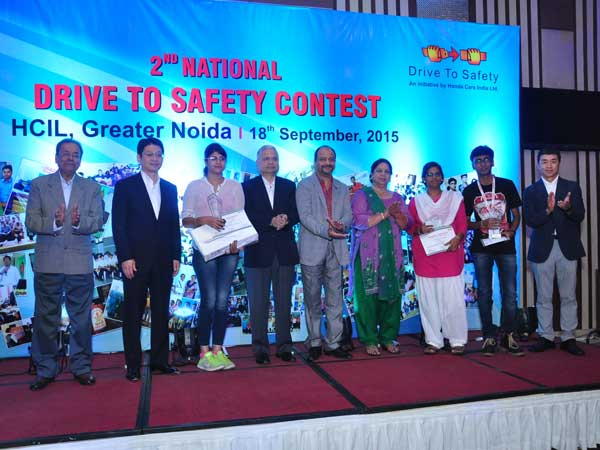 honda drive to safety campaign
