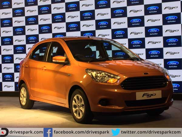 ford figo hatchback launch