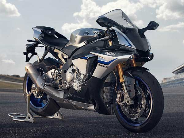 2016 yamaha yzf r1m bookings