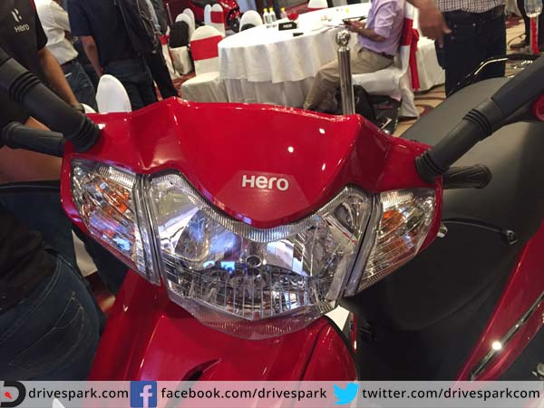 hero duet scooter