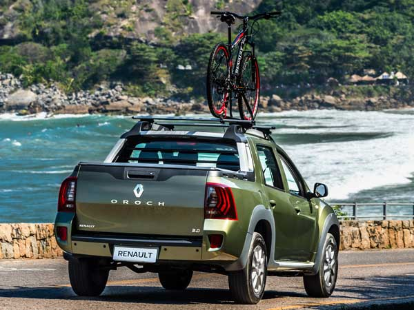 renault oroch 2018. interesting 2018 renault duster oroch pickup brazil in 2018