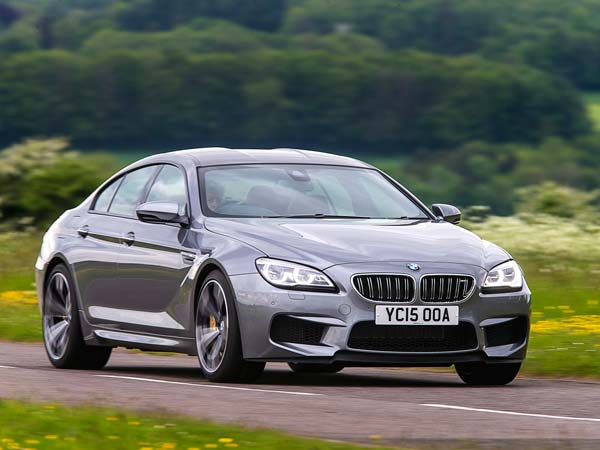 new bmw m6 gran coupe