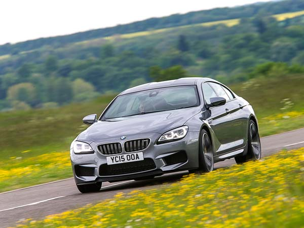 new bmw m6 gran coupe launched